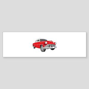 CLASSIC CAR SM Bumper Sticker