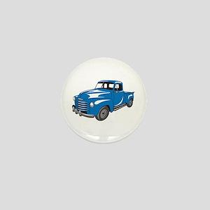 CLASSIC TRUCK SM Mini Button