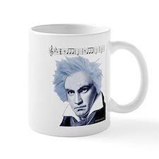 Beethoven 5th Symphony Mugs