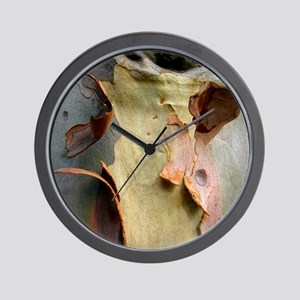 Doing time on a limb Wall Clock