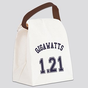 1.21 Gigawatts Canvas Lunch Bag