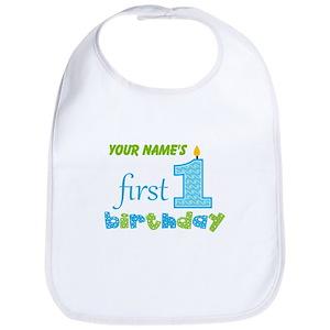 Boy Names Baby Bibs