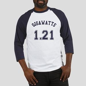 1.21 Gigawatts Baseball Jersey