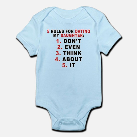 5 Rules For Dating My Daugther Body Suit