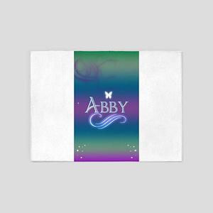 Abby 5'x7'Area Rug