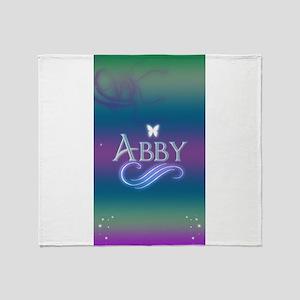Abby Throw Blanket