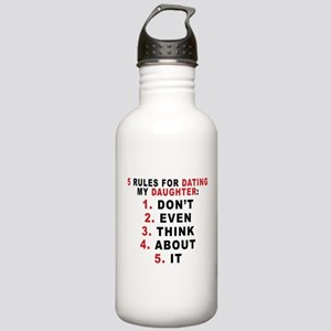 5 Rules For Dating My Stainless Water Bottle 1.0L