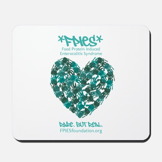 Fpies: Rare But Real Mousepad