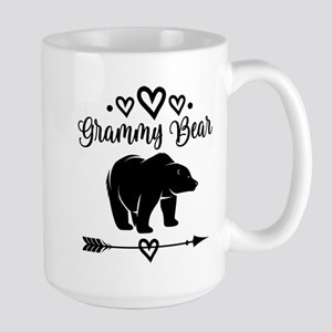 Grammy Bear Grandma Gift Mugs