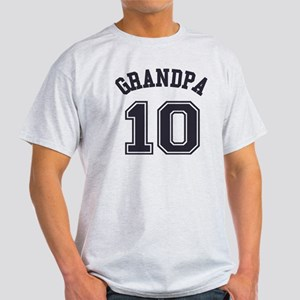 Grandpa's Uniform No. 10 Light T-Shirt