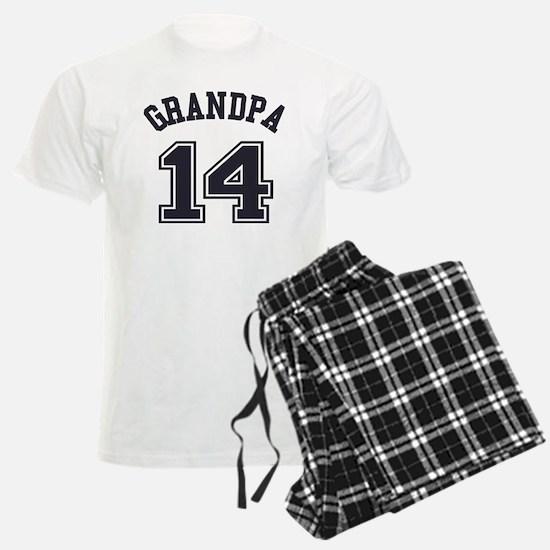 Grandpa's Uniform No. 14 Pajamas