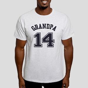 Grandpa's Uniform No. 14 Light T-Shirt