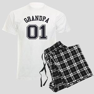 Grandpa's Uniform No. 01 Pajamas