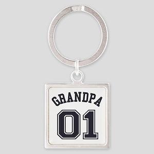 Grandpa's Uniform No. 01 Keychains