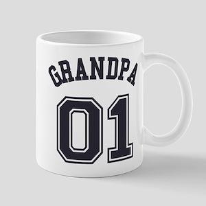 Grandpa's Uniform No. 01 Mugs