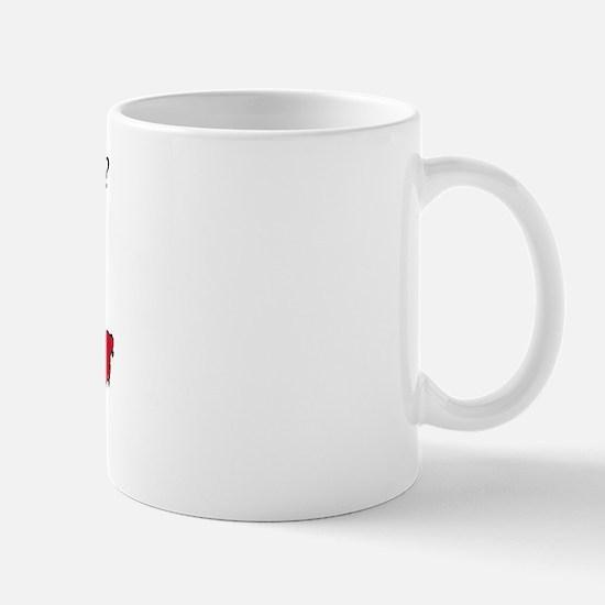 Que Onda Mug
