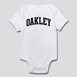 OAKLEY (curve-black) Infant Bodysuit