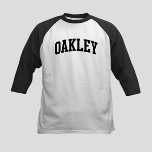 OAKLEY (curve-black) Kids Baseball Jersey