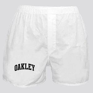 OAKLEY (curve-black) Boxer Shorts