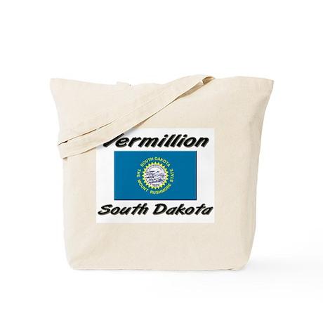 Vermillion South Dakota Tote Bag