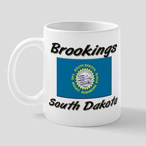 Brookings South Dakota Mug
