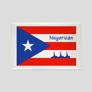 Nuyorican Statue of Liberty New York City Magnets