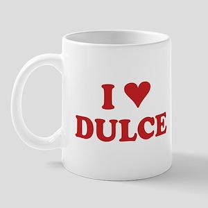 I LOVE DULCE Mug