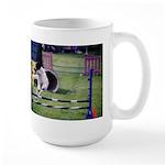 Have Fun in Agility Large Mug