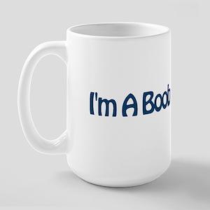 I'm a Boob Man Large Mug