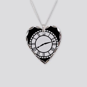 Once Upon Time Necklace Heart Charm