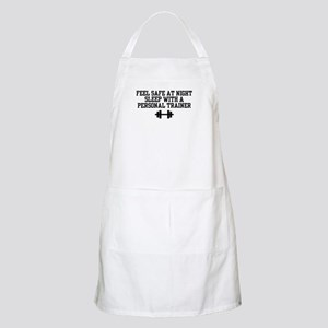 Feel Safe Personal Trainer BBQ Apron