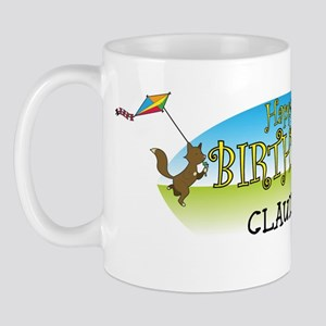 Happy B-Day Claudia (farm) Mug