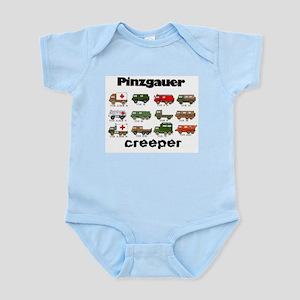 Pinzgauer Trucks babywear