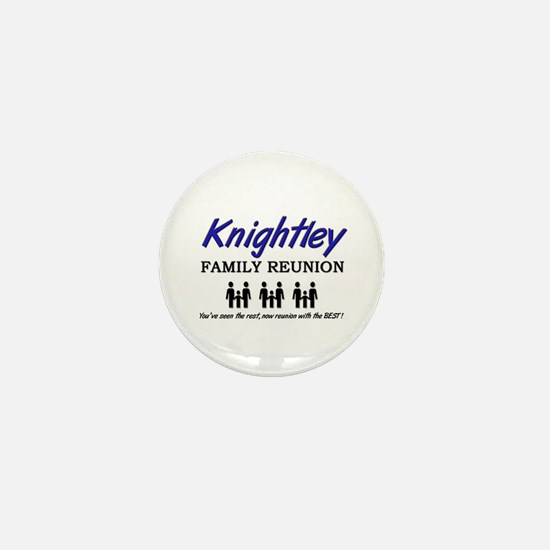 Knightley Family Reunion Mini Button