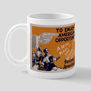 """American Citizen"" Mug"