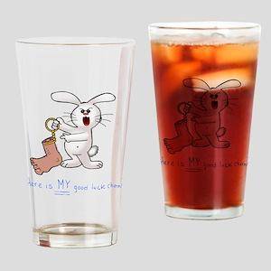 Rabbit's Foot Drinking Glass