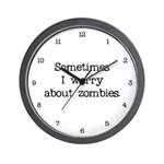 Sometimes I worry... Wall Clock