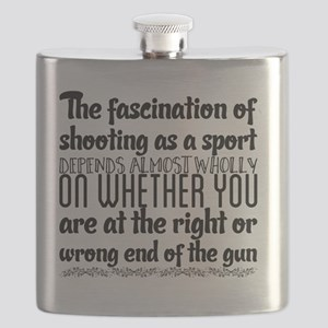 The fascination of shooting as a sport depen Flask