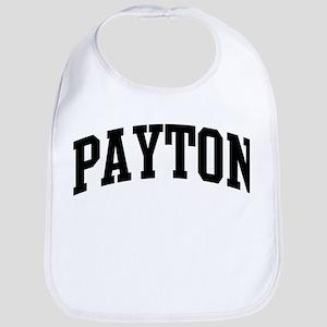 PAYTON (curve-black) Bib