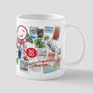 SG50-Singapore's 50th Bday! Mug