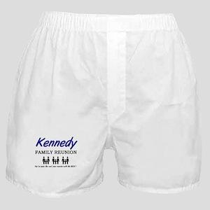 Kennedy Family Reunion Boxer Shorts