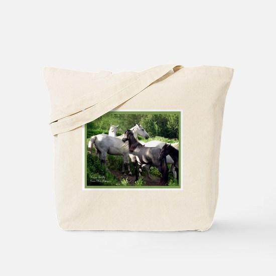 Unique Lipizzan Tote Bag