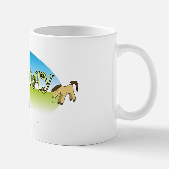Happy B-Day Erica (farm) Mug