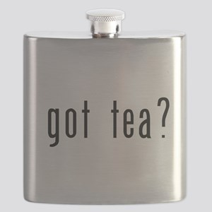 got tea black Flask