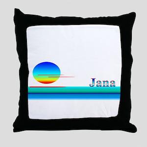 Jana Throw Pillow
