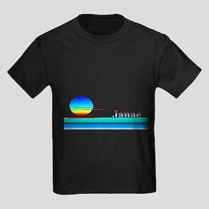 Janae Kids Dark T-Shirt