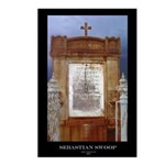 Crypt Postcards (Package of 8)