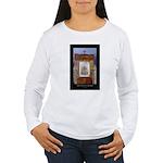 Crypt Women's Long Sleeve T-Shirt