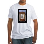 Crypt Fitted T-Shirt