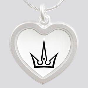 Queen of Spades Crown 02 Necklaces